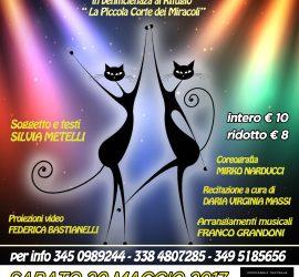 """MUSICAL """"Il Gran Ballo Felino"""""""